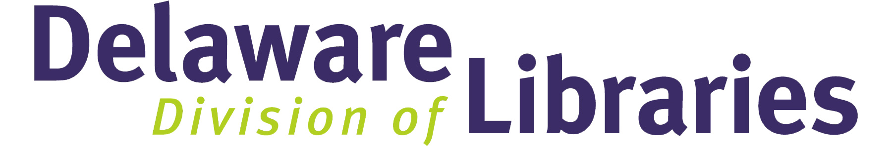 Image of the Delaware Division of Libraries logo