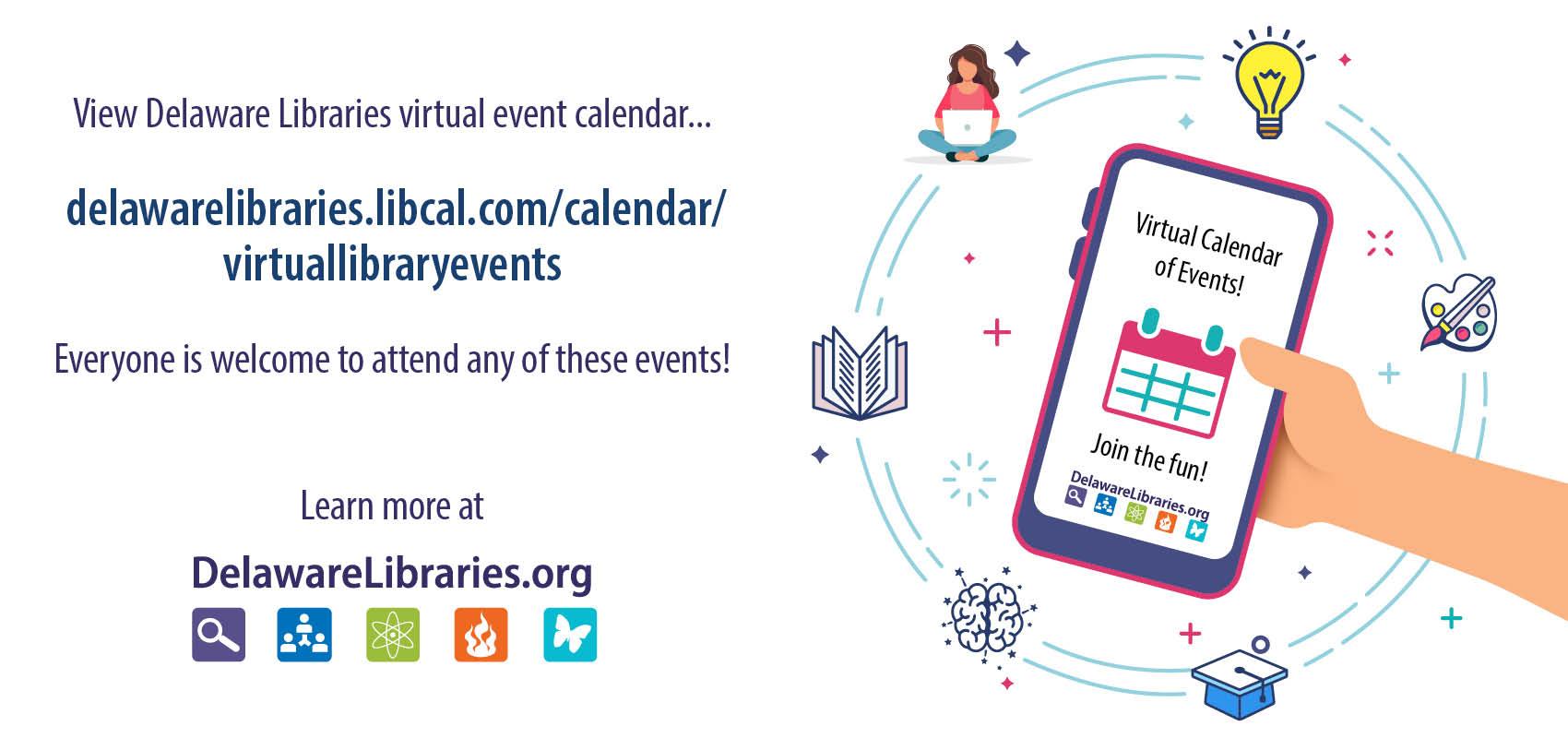 Virtual Event Calendar
